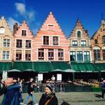 Market of Bruges