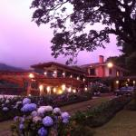 Finca Paraiso at sunset