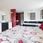Suite lit king foyer et tourbillon