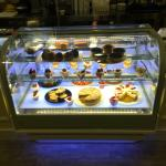 Pastries display