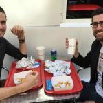 Burger & Fils souhaite un bon appétit à ses clients