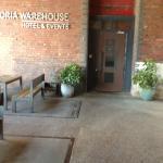 Foto de Victoria Warehouse Hotel
