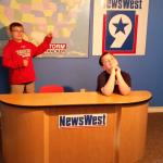 news room at children museum