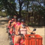 Monkey Quad Tours