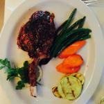 Veal Chop - Only If You're Hungry
