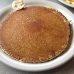 Massive pancakes, delicious