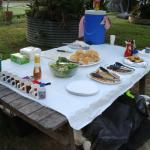 The BBQ table