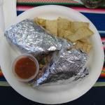 The Hula Burrito