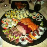 sashimi - rolls