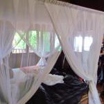 Cosy main bedroom