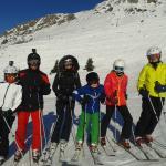 Ski with your family #MeribelESFFamily