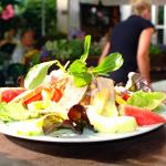 Salat -  alles frische Produkte