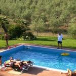 Ecco la nostra piscina...