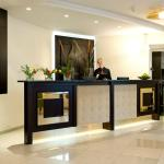Unsere Hotel Lobby