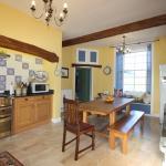 Kilchoam House Kitchen