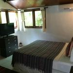 Spare room with double bed