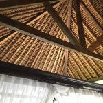 Lovely ceilings in bedrooms