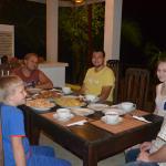 последний ужин на острове(((
