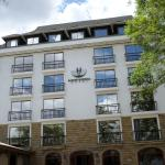 ナイロビ アッパーヒル ホテル