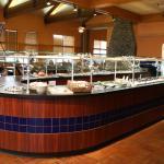 Salad bar & buffet