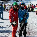 Swiss Ski and Snowboard School Saas Fee Foto