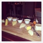 Cheese Cart bliss!