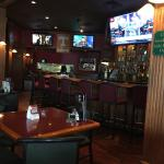 The bar at Bailey's