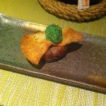 tartare de thon