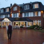 Strande Hotel Front