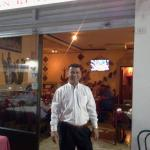 The owner of Krishna Tandoori 2 - Mohan