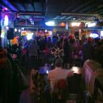 Live music every weekend
