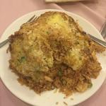 """CHAULAFÁN ESPECIAL """"tortilla de huevo"""""""
