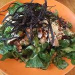 Achiote Chicken Chopped Salad
