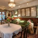Superb dining room - ideal for meetings as well as meals