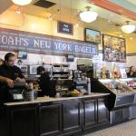 Noah's New York Bagels are great (16/Apr/15).