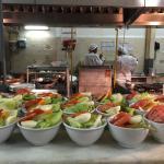 Saladas lindas