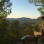 Foto di Asheville Swiss Chalets