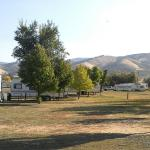 View of Council mountain from Park