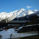the view from every room in the chalet