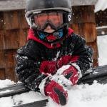 Ski gear for kids: helmets, snow suits, mitts, gloves... more!