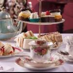Afternoon tea for 2 £15.00
