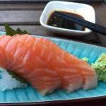 Sashimi were fresh and tasty!