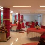 Get Together Seating in Banquet Hall