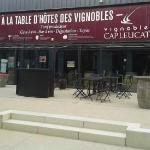 A La Table D'Hotes Des Vignobles