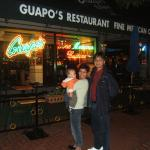 there is only one guapo here