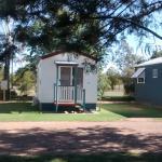 Our cute cabin