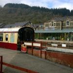 Betws-Y-Coed Train Station