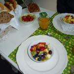 Un aperçu du petit déjeuner