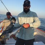 Skipjack Tuna on a 10 weight is AMAZING!!