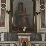 Altar up close!